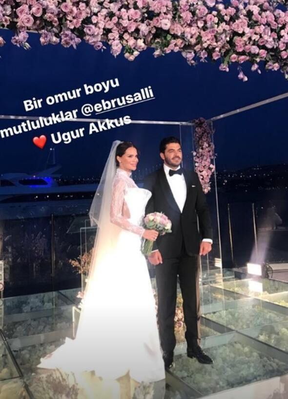 Ebru Şallı: Uğur bana evlilik sözleşmesi imzalattı