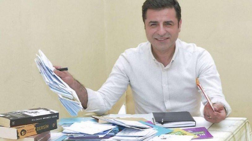 Demirtaş'ın tutuksuz yargılandığı davada yeni gelişme