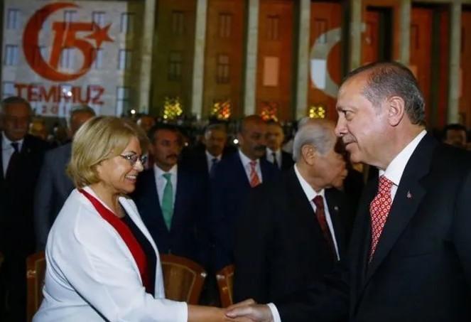 Erdoğan'dan sürpriz Tansu Çiller hamlesi