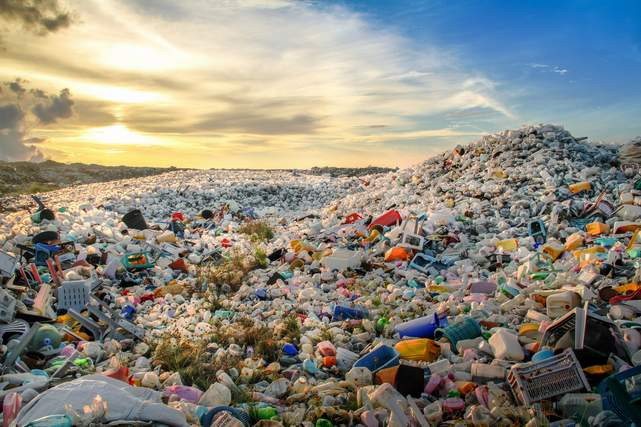 Sahte beyanla Türkiye Avrupa'nın çöplüğü oldu