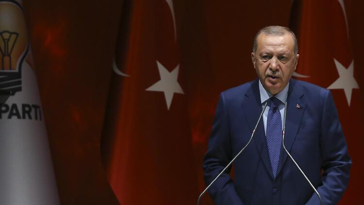 Erdoğan resti çekti: Güvenli bölge olmazsa kapıları açarız