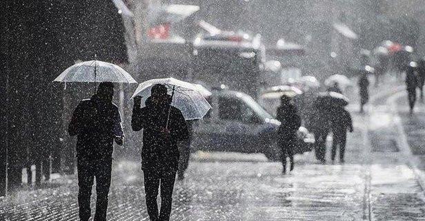 Meteoroloji'den İstanbul için son dakika uyarısı: Sağanak geliyor!