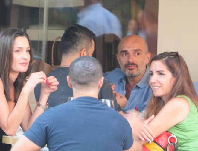 Burcu Esmersoy'la boşanma kararı alan Berk Suyabatmaz'a o iddialar soruldu