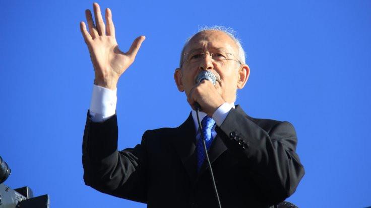 Kılıçdaroğlu'ndan Erdoğan'a referandum çağrısı