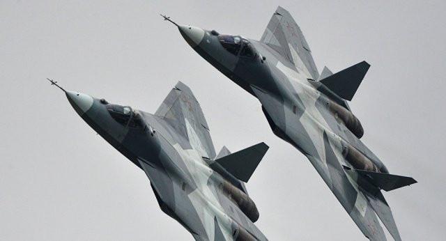 Amerikan F-35 mi Rus SU-57 mi daha güçlü ?