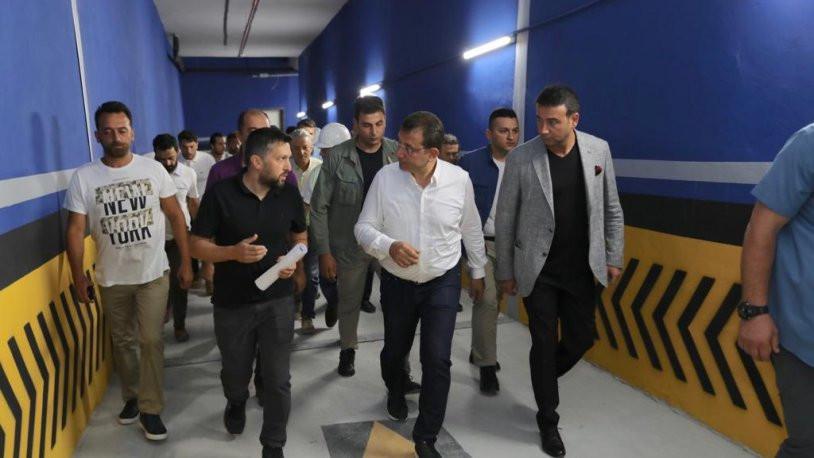 Ekrem İmamoğlu'ndan ''vakıf'' açıklaması