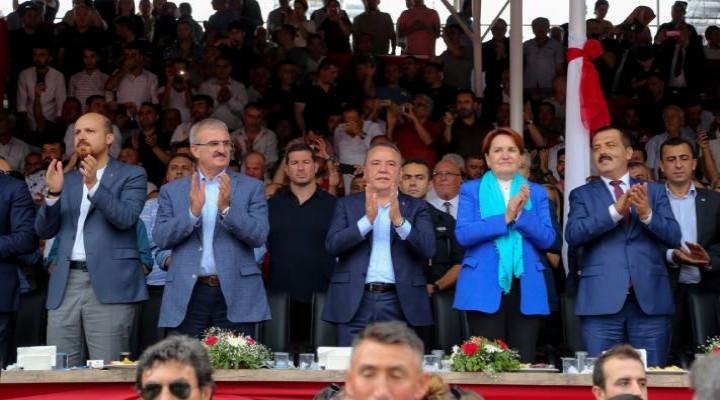 CHP'den Bilal Erdoğan'a sert tepki
