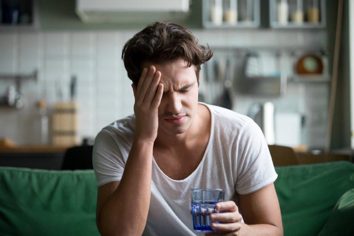 Bitmeyen baş ağrısının sebebi kan dondurdu