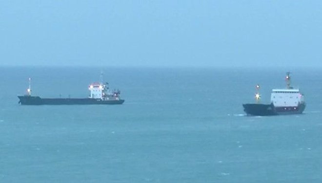 Kilyos açıklarında tekne ile tanker çarpıştı: 3 kişi kayıp