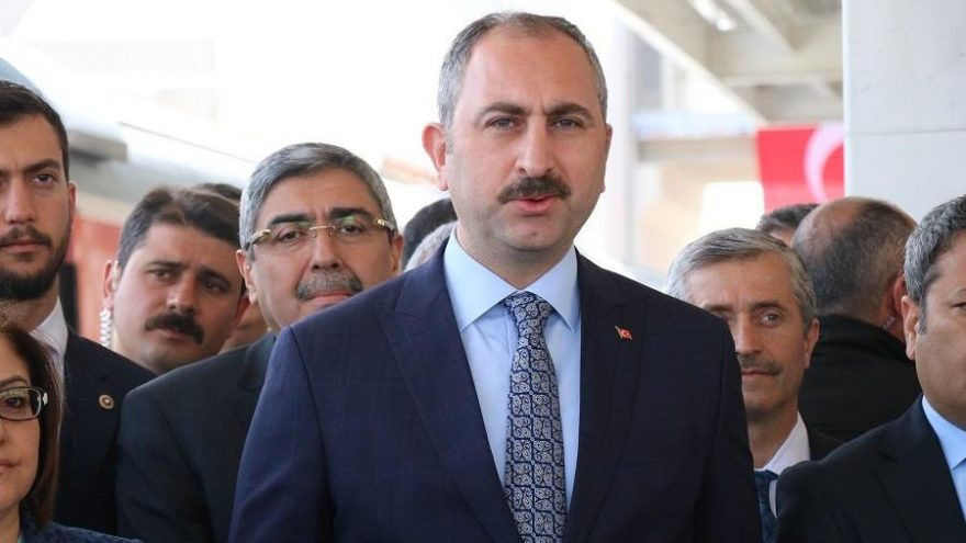 "Adalet Bakanı Abdulhamit Gül: ""En çok FETÖ sevinir"""