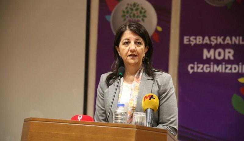 Buldan: ''AKP kadınlardan korkuyor''