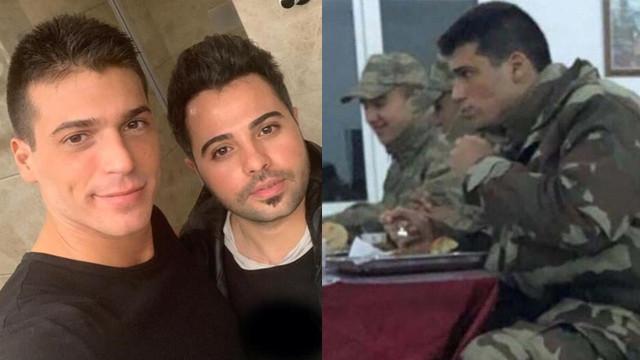 Can Yaman'ın askerlik fotoğrafını gören tanıyamadı!