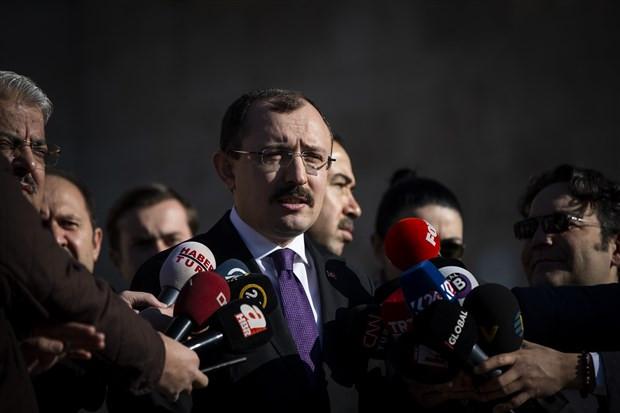 AK Parti'den FETÖ'nün siyasi ayağı komisyonuna ret!
