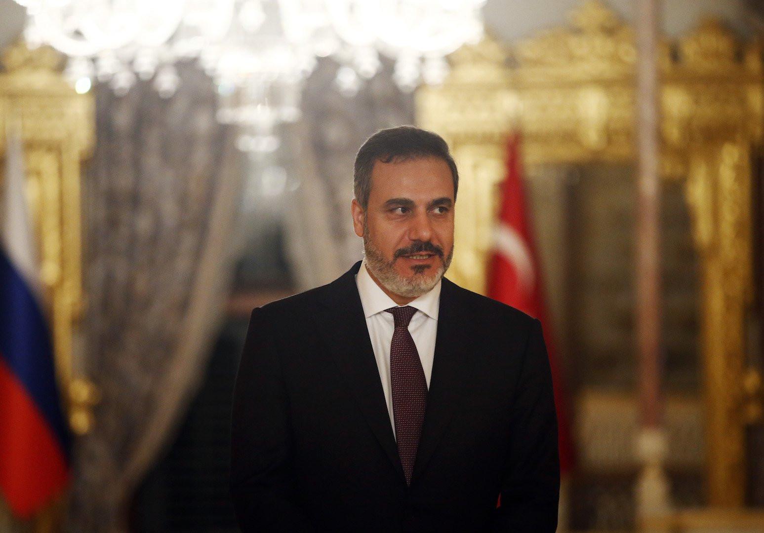 Hakan Fidan Esad'ın istihbaratçısıyla masaya oturdu