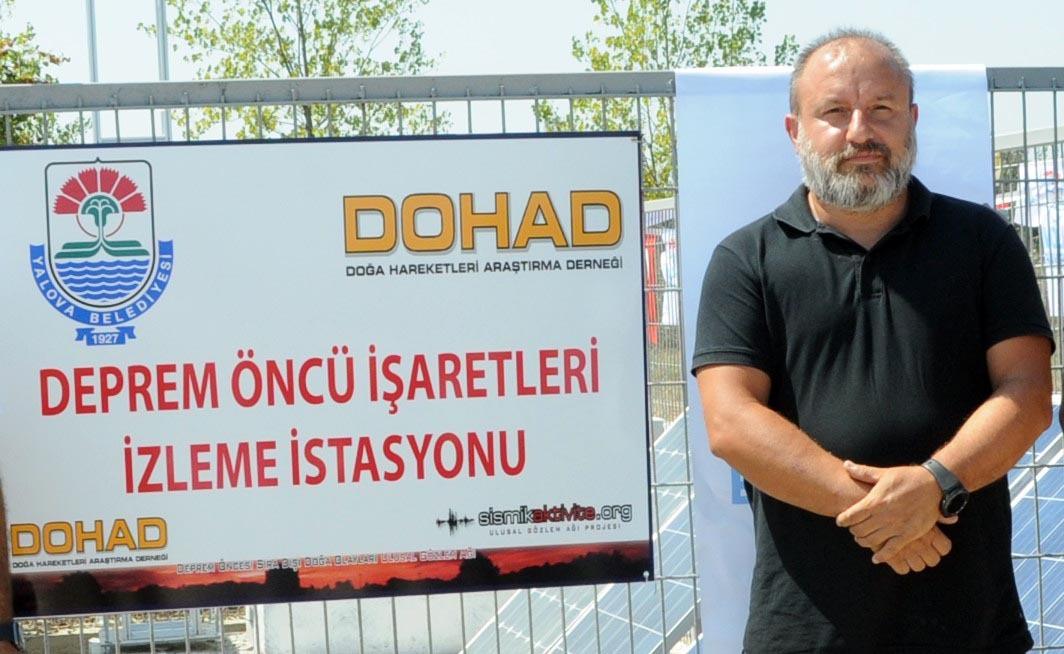 Türkiye'de depremi yapay zeka tahmin edecek