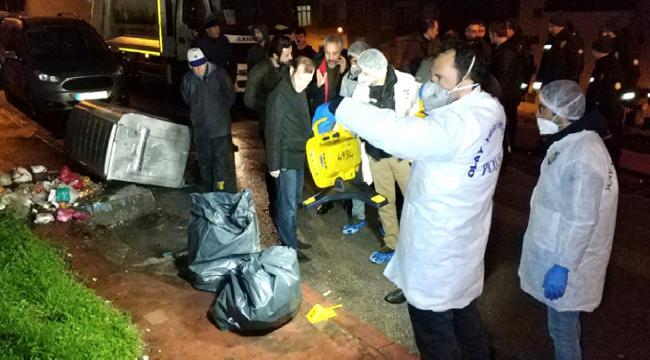 Samsun'da parçalanmış ceset dehşeti !