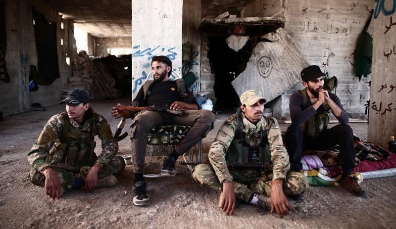 Türkiye'nin Libya'ya göndereceği ÖSO'ya ne kadar 2.500 dolar maaş!