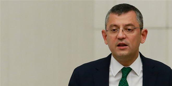 CHP'li Özgür Özel'den çarpıcı sözler !