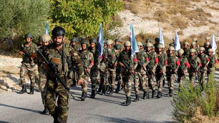 Suriyeli askerlere vatandaşlık verilecek mi ?