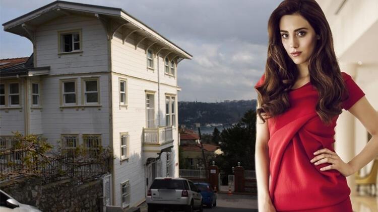 Cansu Dere'nin yeni evinin kirası dudak uçuklattı