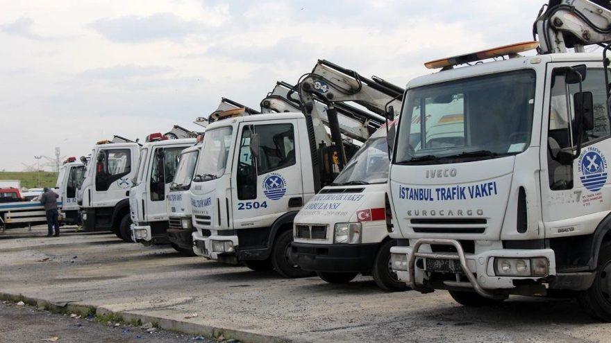 İstanbul'daki çekici hizmetlerini hangi firmanın vereceği belli oldu