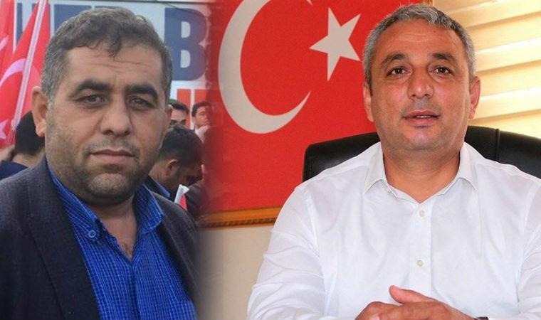 AK Partili ve MHP'li başkanlar birbirine girdi: 4 yaralı!