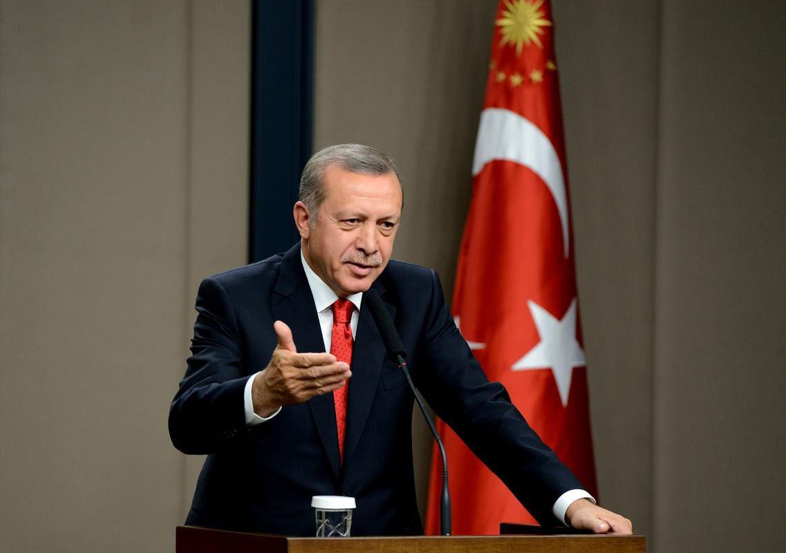 Bakanları Cumhurbaşkanı Erdoğan'ı yalanladı