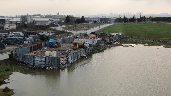 İstanbul'da 2 milyon liraya satılık göl