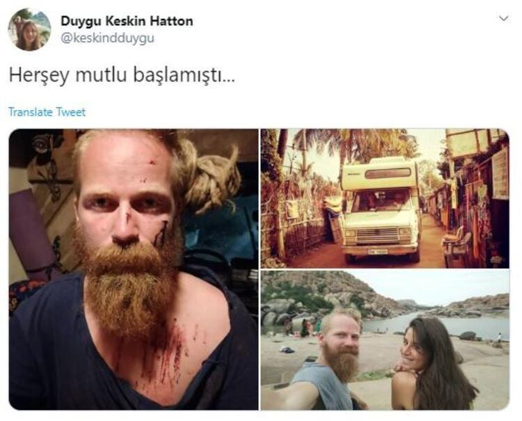 Türk gezgin çift tecavüzcü çetenin elinden zor kurtuldu!