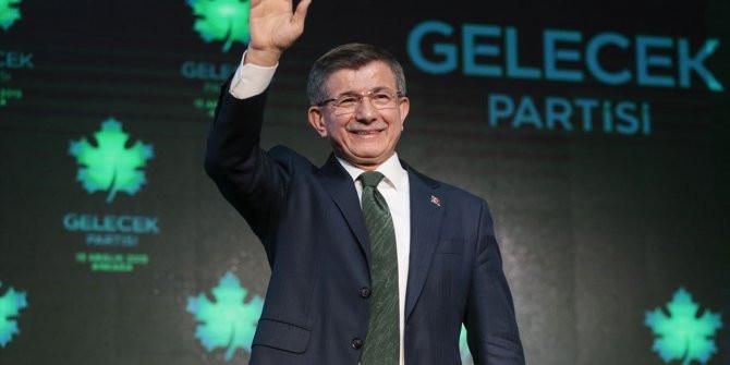 Gelecek Partisi'nde dikkat çeken ''AK Parti''detayı !
