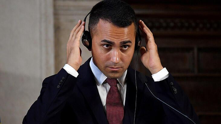 İtalya'da koalisyon çatlağı ! İstifa etti
