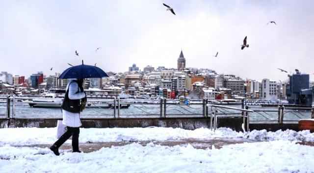 İstanbul'da hangi ilçelerde kar yağacak ? Bünyamin Sürmeli açıkladı...