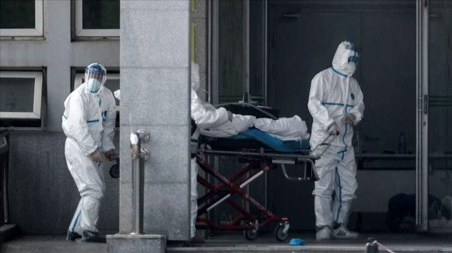 Korona virüsün yayıldığı Vuhan kentinden korkunç görüntüler