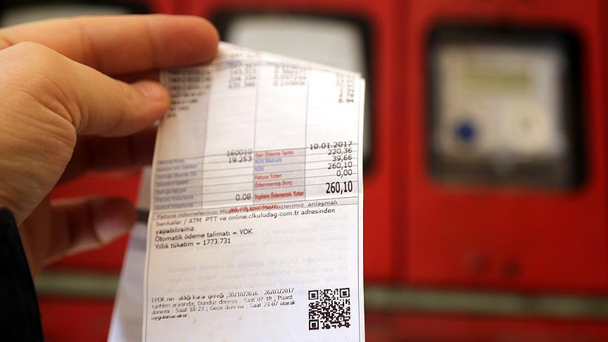 Elektrik ve doğalgaz faturalarında KDV'ye 3 ay kış molası talebi!