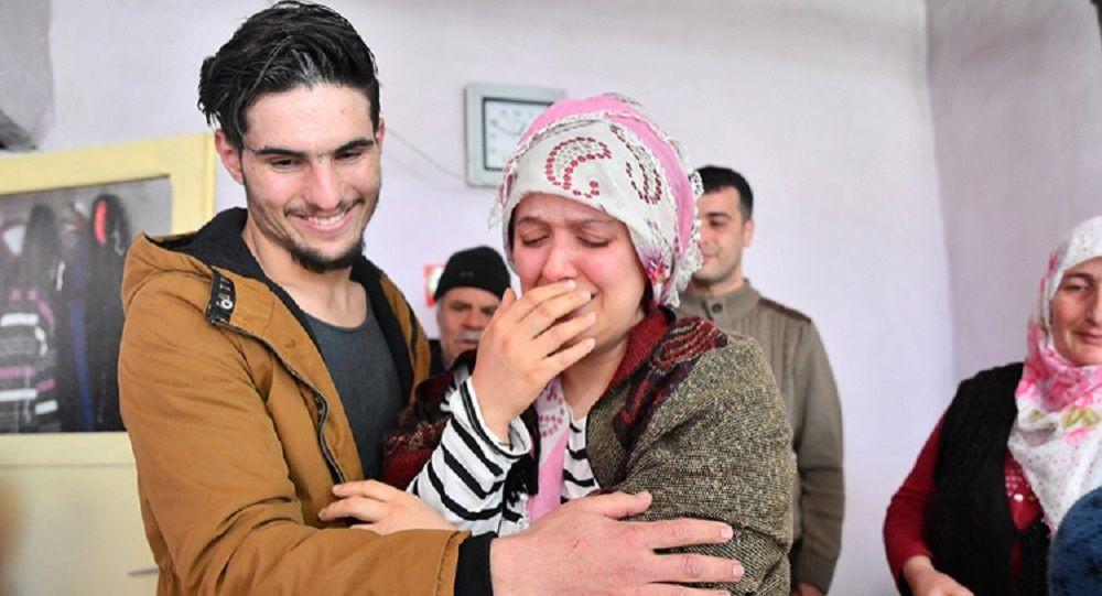 Suriyeli Mahmud'a vatandaşlık verilecek
