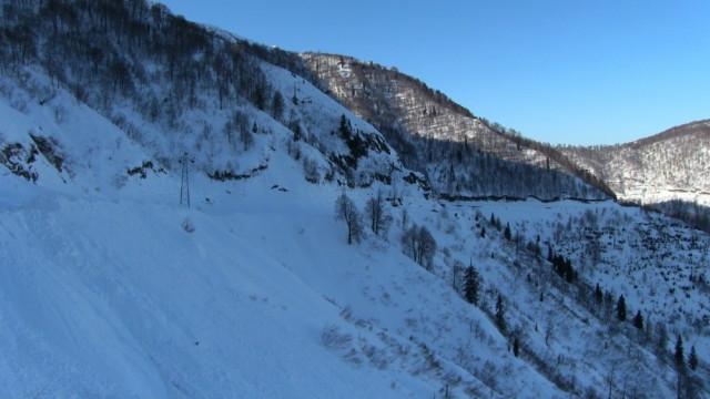 Yer: Artvin... Kar kalınlığı 3 metreyi aştı!