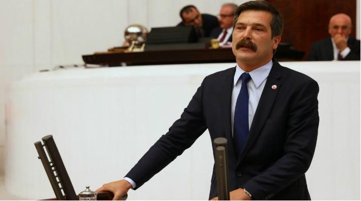 Erkan Baş'ın ''Kaz Dağları'' önergesine yanıt geldi