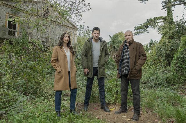 Kenan İmirzalıoğlu'nun yeni dizisi Alef'ten ilk fragman