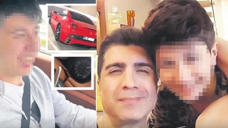 Özcan Deniz'in 16 yaşındaki yeğenine ceza !