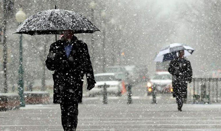 5 il hariç tüm yurtta yağış var ! İşte 5 günlük hava durumu