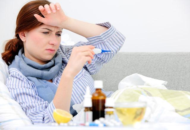 Eğer yılda 3 kez gribe yakalanıyorsanız dikkat!