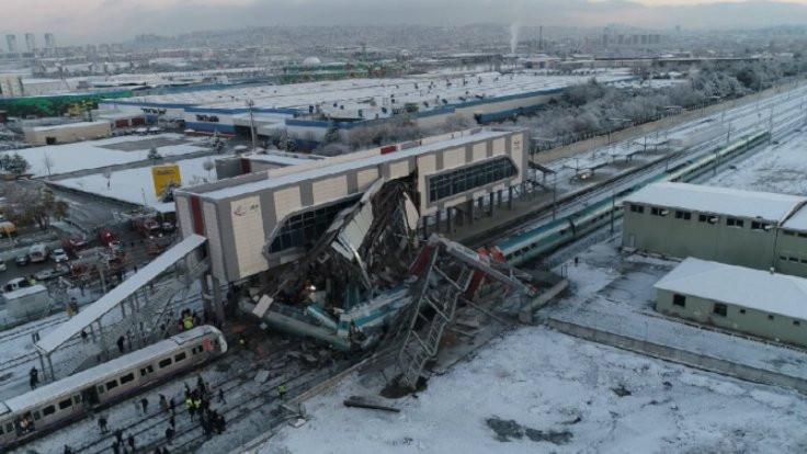Kaza yapan YHT treni sigortasız çıktı!