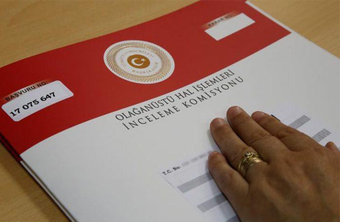 OHAL Komisyonu: 101 bin 500 dosya karara bağlandı