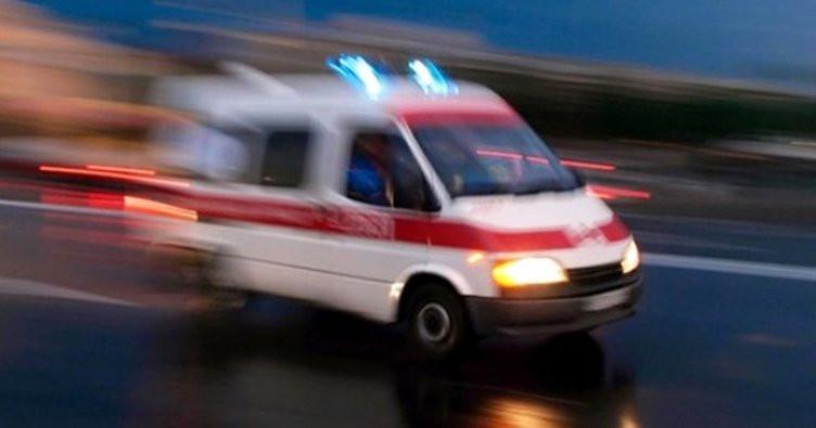 Kütahya'da yolcu otobüsü devrildi: 19 yaralı