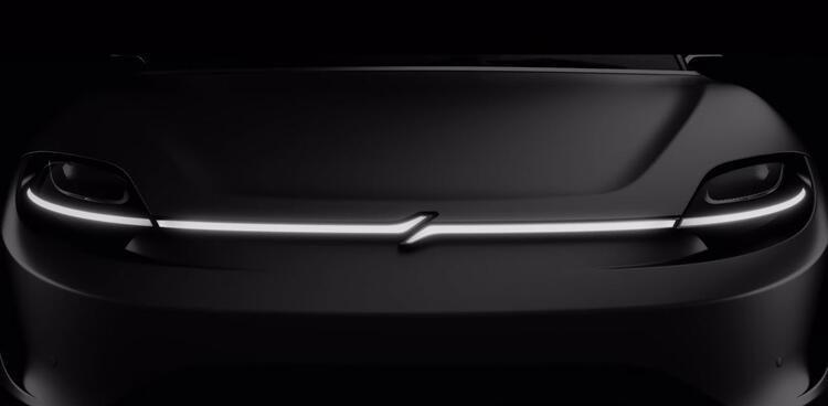 Teknoloji devi Sony, elektrikli otomobilini tanıttı