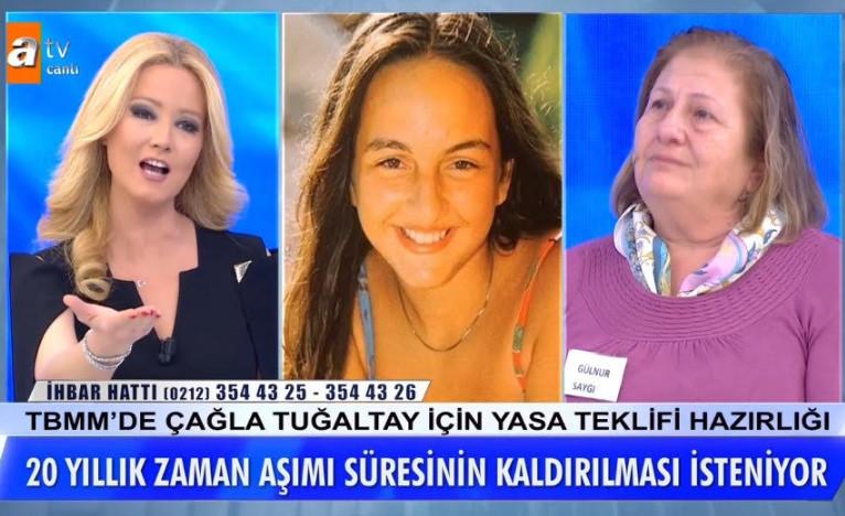 Müge Anlı, gündeme taşıdı; Ankara harekete geçti