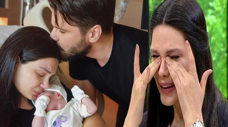Almeda Abazi'nin gözyaşları... ''O an ömrümden ömür gitti''