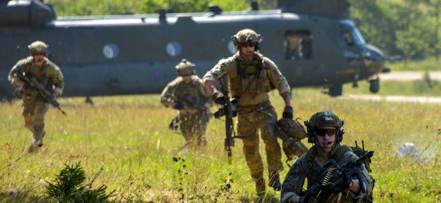 ABD savaşa hazırlık mı yapıyor ? Suikast timi gönderildi