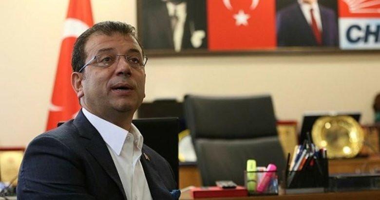 İBB Başkanı İmamoğlu: Kanal İstanbul konusunda Erdoğan'ı ikna ederim