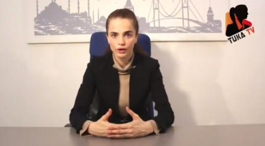 Tuğçe Kazaz'dan Atatürk hakkında skandal sözler